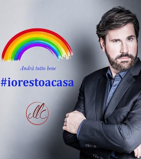 #iostoacasa Massimo Cavalletti